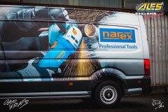narex-reklamni-polep-auta-dodavky-studio-ales